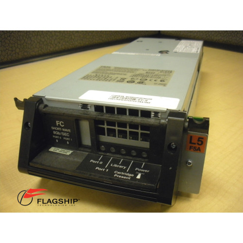 IBM 3588-F5A / 3584-9695 TS1050 1.5/3TB Ultrium LTO-5 8Gb/s DP FC Tape Drive
