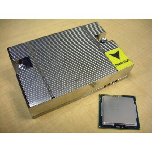 HP 641912-L21 644753-001 Intel Xeon E3-1220 QC 3.1GHz/8MB Processor Kit DL120 G7 via Flagship Tech