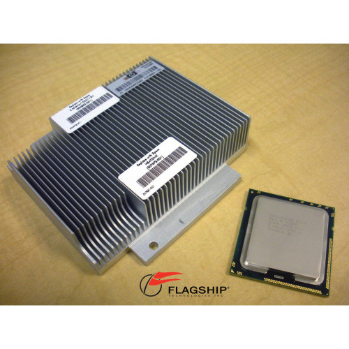 HP 588072-L21 594887-001 Intel Xeon E5620 QC 2.4GHz/12MB Processor Kit for DL360 G7 via Flagship Tech