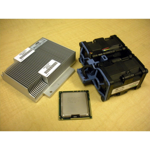 HP 588072-B21 594887-001 Intel Xeon E5620 QC 2.4GHz/12MB Processor Kit DL360 G7 via Flagship Tech