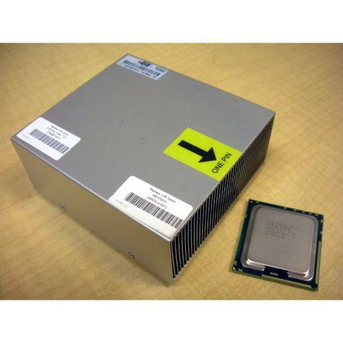 HP 587476-L21 594887-001 Intel Xeon E5620 QC 2.4GHz/12MB Processor Kit DL380 G7 via Flagship Tech