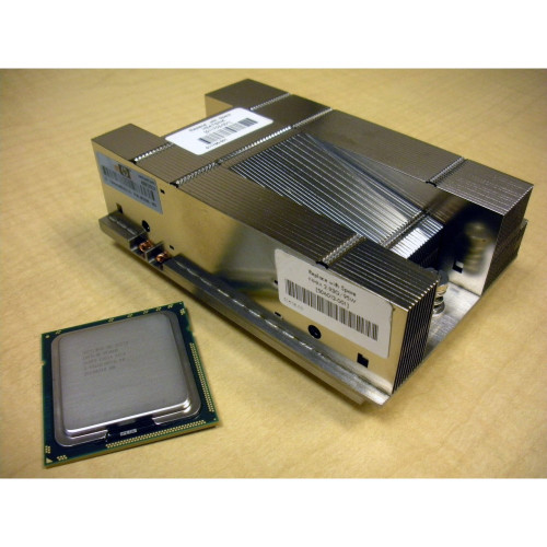 HP 509319-B21 509319-L21 Intel Xeon X5570 QC 2.93GHz/8MB Processor Kit BL490c G6 via Flagship Tech
