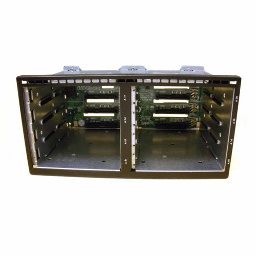 HP 670943-001 8-Bay SFF Hard Drive Cage with Backplane 643705-001 for DL380p DL385p DL388p Gen8