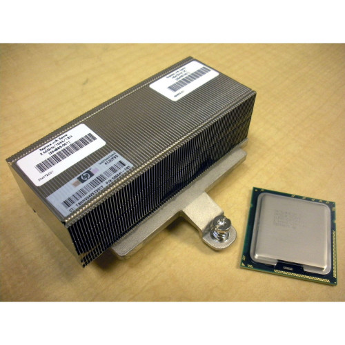 HP 610861-B21 610861-L21 Intel Xeon E5640 QC 2.66GHz/12MB Processor Kit for BL460c G7 via Flagship Tech