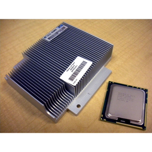HP 588068-L21 594885-001 Intel Xeon E5640 QC 2.66GHz/12MB Processor Kit for DL360 G7 via Flagship Tech