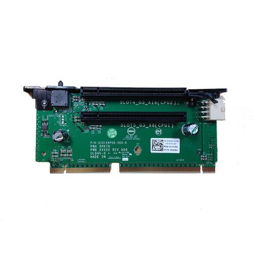 Dell PowerEdge R720 R720xd 2x PCI-E Riser Board #2 MPGD9