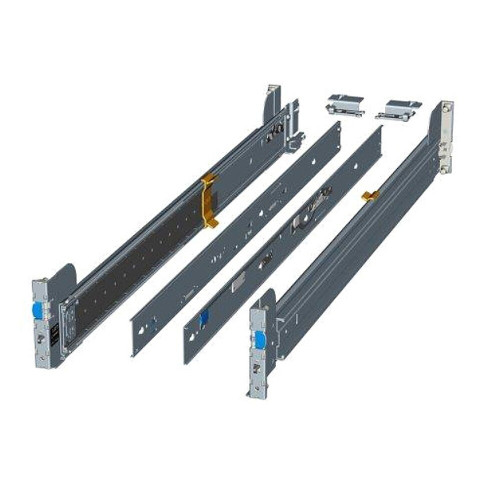 Dell H4X6X 2U Sliding Ready Rail Kit for PowerEdge R520, R720 & R820
