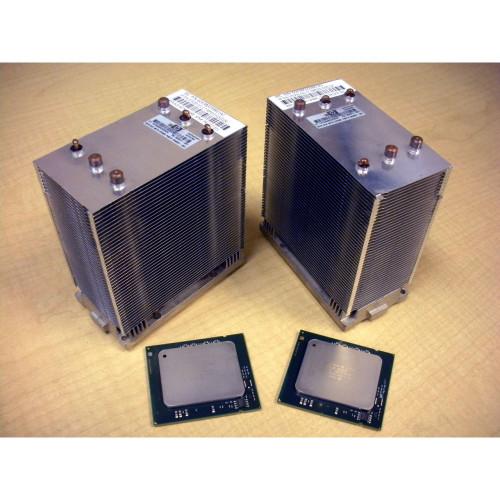 HP 588150-L21 594897-001 Xeon E7540 6C 2.0GHz/18MB (2P) Processor Kit DL580 G7 via Flagship Tech