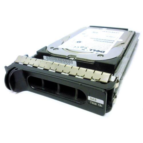 Dell J8090 Hard Drive 73GB 15K SAS 3.5in