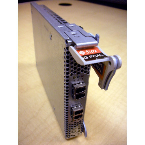Sun 375-3384 SG-XPCIE2FC-QB4-Z Dual 4Gb FC PCIe Host Adapter ExpressModule via Flagship Tech