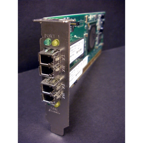 Sun 375-3256 Dual Port 2Gb FC PCI-X Host Adapter via Flagship Tech