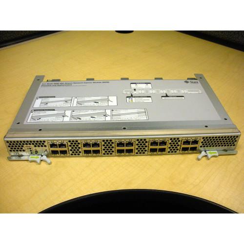 Sun 541-0389 X5040A-Z 20-Port Gigabit Ethernet Network Express Module (NEM) for Blade 8000