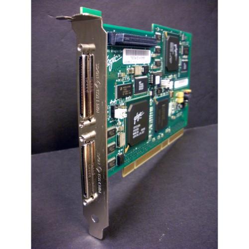 Sun 375-3057 X6758A PCI Dual Ultra3 SCSI Host Adapter Card via Flagship Tech