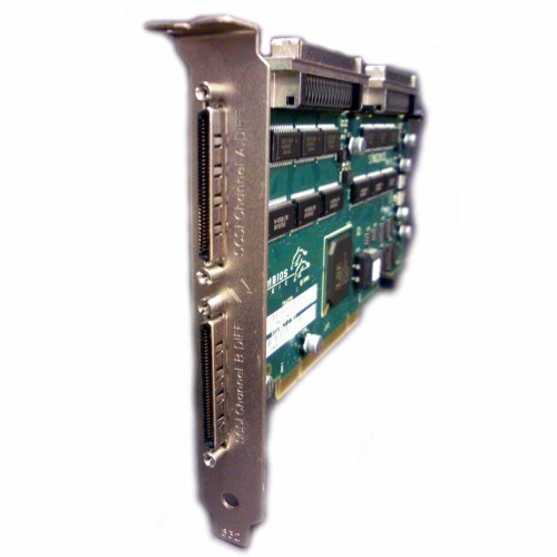 Sun 375-0006 Dual Differential Ultra/Wide SCSI PCI Adapter