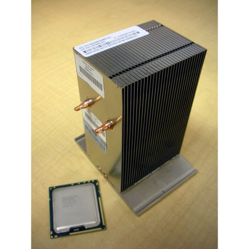 HP 495936-L21 496936-B21 Xeon E5540 2.53GHz/8MB QC Processor Kit ML370 DL370 G6 via Flagship Tech