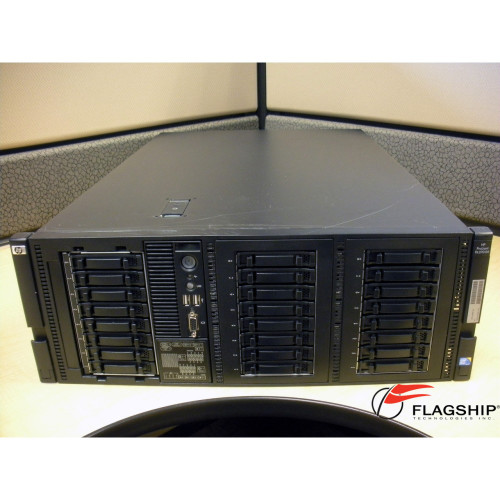 HP 483874-B21 ProLiant DL370 G6 SFF CTO Chassis with Optional 24x SFF Drive Bays