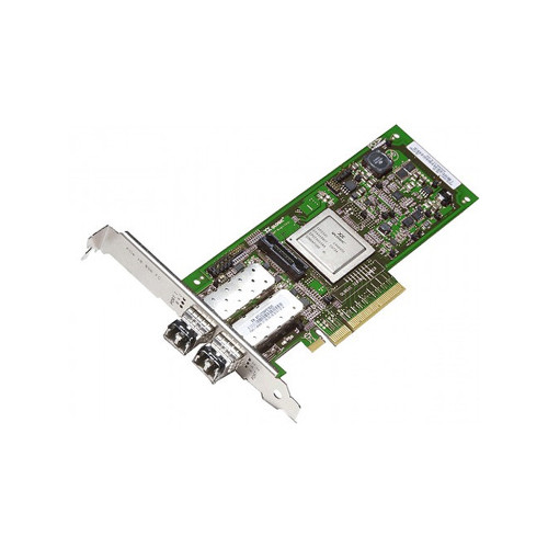 Dell QLogic QLE2562 Dual-port 8Gb HBA Fibre Channel Adapter PCIe MFP5T