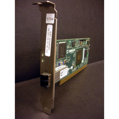 IBM 5704-9406 2Gb 1-Port PCI-X Fibre Channel Tape Controller 00P4297 via Flagship Tech
