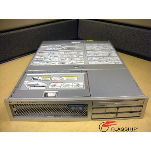Sun 87- Netra X4200 M2 2x 2.2GHz, 8GB, 2x 146GB Server w/ DVD
