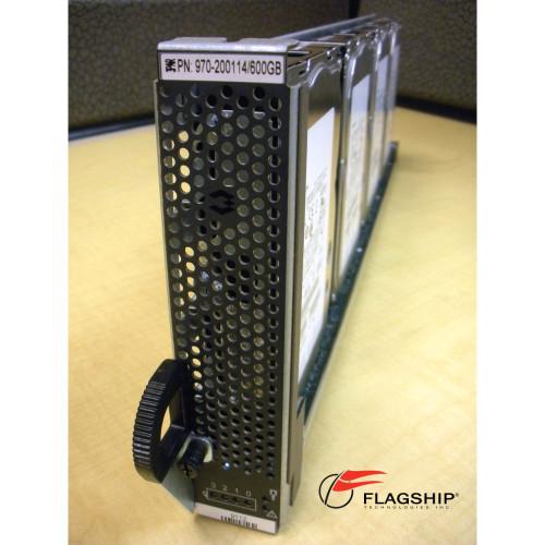 HP 3PAR QL252A 970-200114/600GB 4x 600GB FC 15K 4Gb FC Hard Drive Magazine