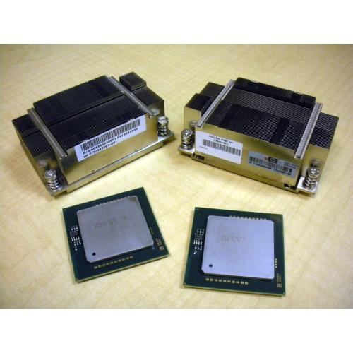 HP 517411-L21 E7458 6-Core 2.4GHz/16MB 2-Processor Kit