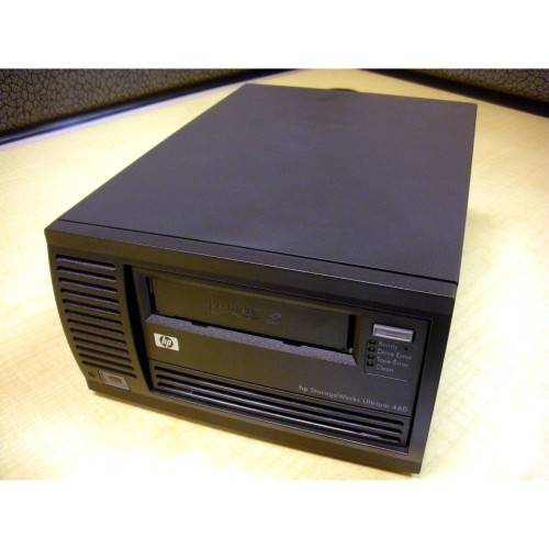 HP Q1519A / 311664-001 StorageWorks LTO-2 Ultrium 460 SCSI External Tape Drive via Flagship Tech