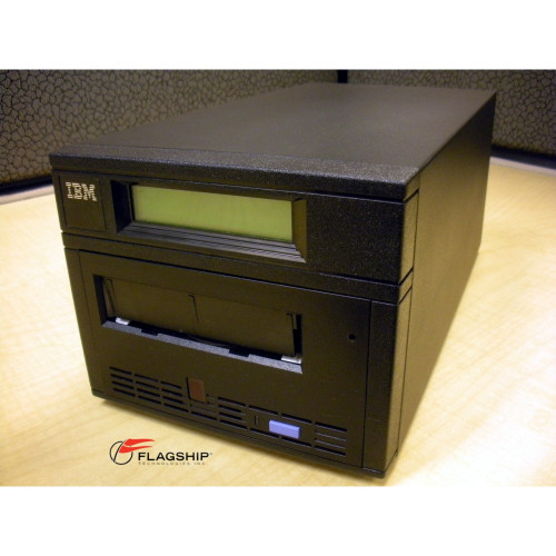 IBM 3580-L11 100/200GB Ultrium LTO-1 External SCSI LVD Tape Drive