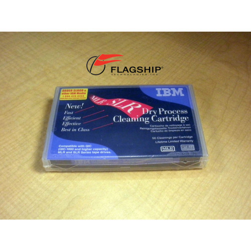 "IBM 35L0844 Unopened or Opened but New QIC SLR 1/4"" Cleaning Cartridge"