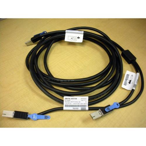 IBM 3693-820X / 44V4159 SAS YO 6M Cable via Flagship Tech