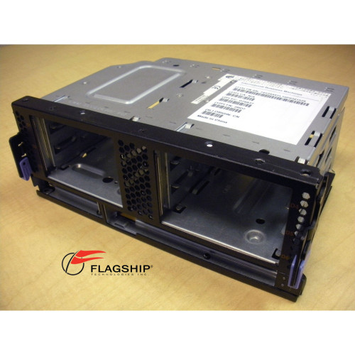 IBM 74Y2549 (CCIN 2BD7) Disk Drive & Media Backplane Cage for Power7 8231-E2B