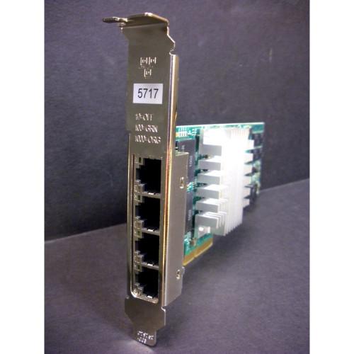 IBM 5717-82XX 74Y2116 46Y3512 4-Port 10/100/1000 Base-TX PCIe Adapter via Flagship Tech