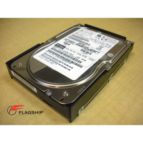 Sun 390-0257 MAW3147FC 146GB 10K FC Fujitsu Hard Drive