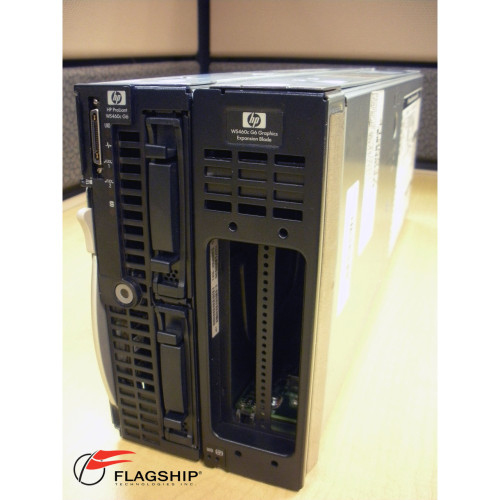 HP 594935-B21 WS460c G6 Graphics Expansion CTO Blade Chassis