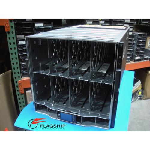 """HP Integrity BLc7000 AD361C  BCS CTO Blade Enclosure 3"""" LCD 0-P/S, 4-FAN, 1-OA"""