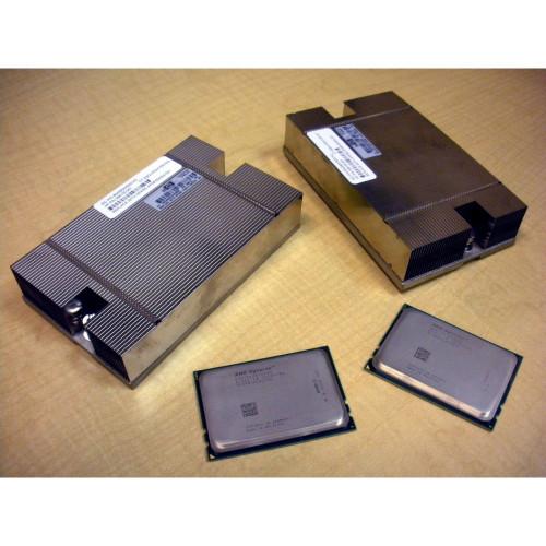 HP 633967-B21 AMD 6176 12-Core 2.3GHz/12MB 2-Processor Kit (2P) for DL585 G7 via Flagship Tech