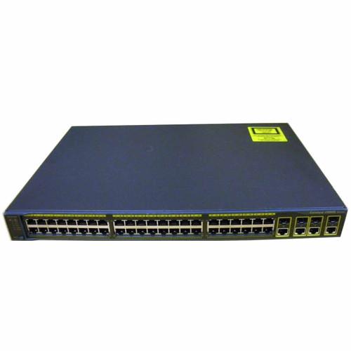 Cisco WS-C2960G-48TC-L 48-Port Gigabit Catalyst 2960 Switch