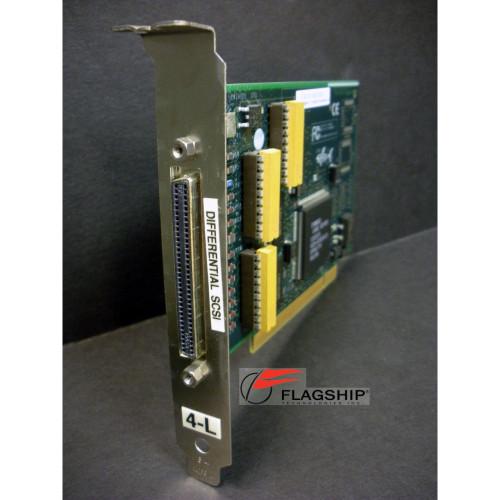 IBM 40H6595 6207-701X F/W Differential Ultra SCSI Adapter (4-L)