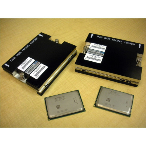 HP 518871-B21 598729-001 AMD Opteron 6174 2.2GHz/12MB 12C 2P Kit for BL685c G7 via Flagship Tech