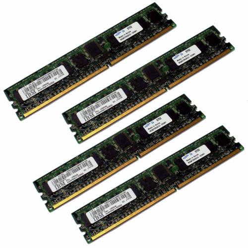 IBM 4474-9406 2GB (2x 1GB) Main Storage Memory Kit 12R8546