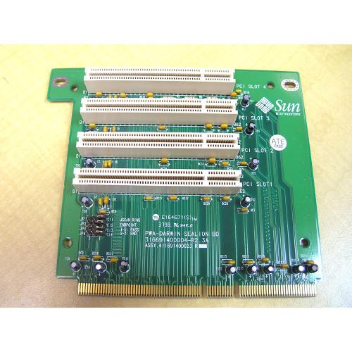 Sun 370-3197 4-Slot PCI Riser Board for Ultra 10