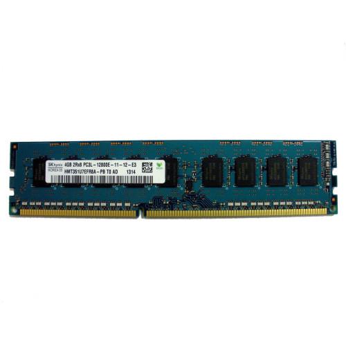 4GB (1x4GB) PC3L-12800E 2Rx8 1600MHz Memory RAM UDIMM 6DWFJ