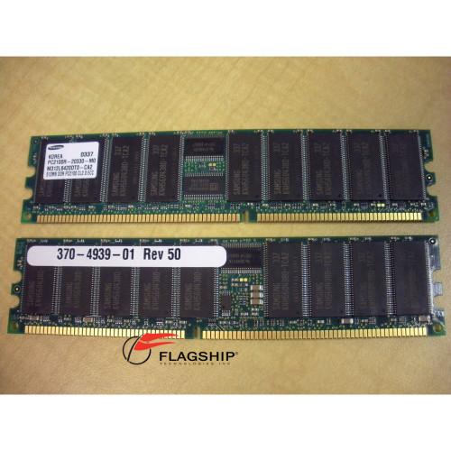 Sun X7403A 1GB (2x 512MB) Memory Kit 370-4939