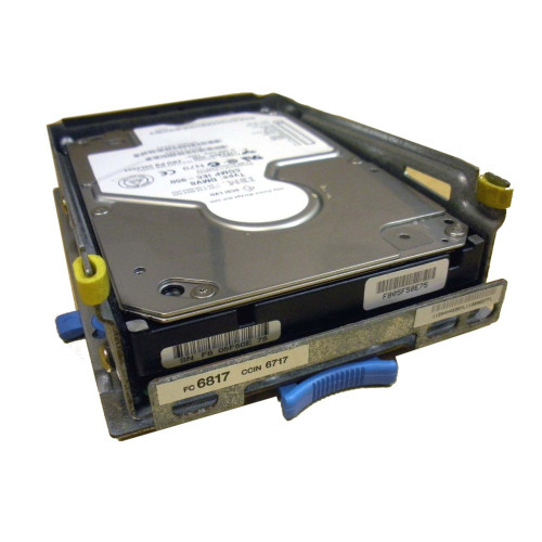 IBM 6817-9406 6817 8.5GB 10K SCSI Hard Drive AS/400 DASD 04N2737, 07N3163, 07N3186, 07N3196, 08K0304, 09L3932, 21P6856, 34L5438, 34L9194, 53P3241