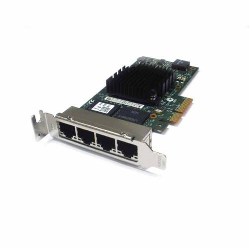 Dell 9YD6K Intel I350-T4 Quad Port Gigabit Ethernet Server Adapter