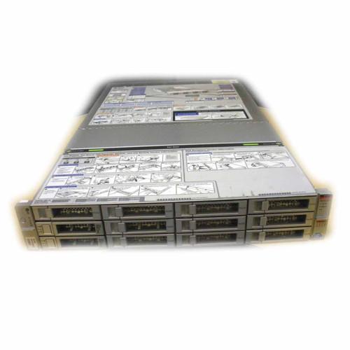 Sun X4275 2x 2.53GHz Quad Core, 32GB, 2x 600GB 15K SAS Server with Rack Kit