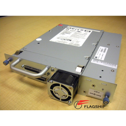 HP AJ819A 489809-001 StorageWorks MSL LTO-4 U1760 HH LVD SCSI Tape Drive