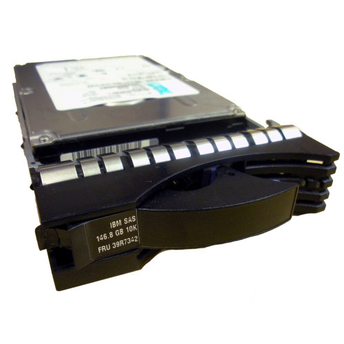 IBM 40K1040 146GB 10K SAS Hard Drive w/Tray 39R7342 26K5838