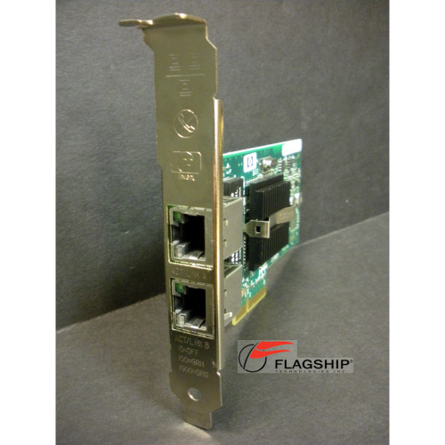AD337A HP Integrity PCIe 2-Port 1000Base-T Ethernet Adapter via Flagship Tech