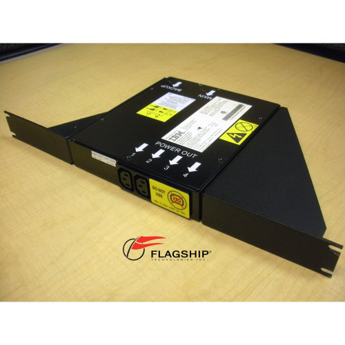 IBM 95P5083 Redundant AC Power Switch - Dual Line Cord PDU with Rack Kit