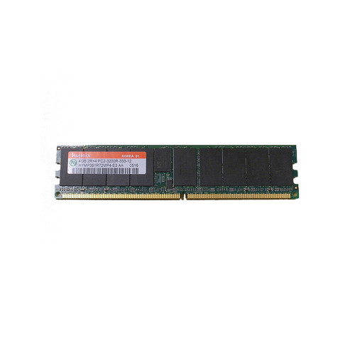 DELL X1564 PowerEdge 4GB PC2-3200R 400MHz 2Rx4 DDR2 ECC Memory RAM DIMM